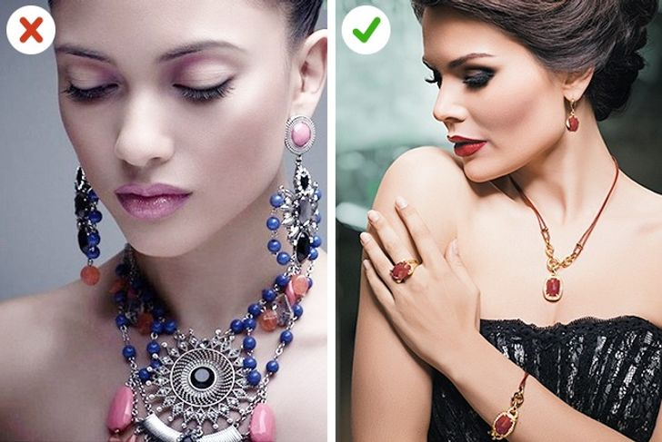 10Essential Rules for Choosing Accessories