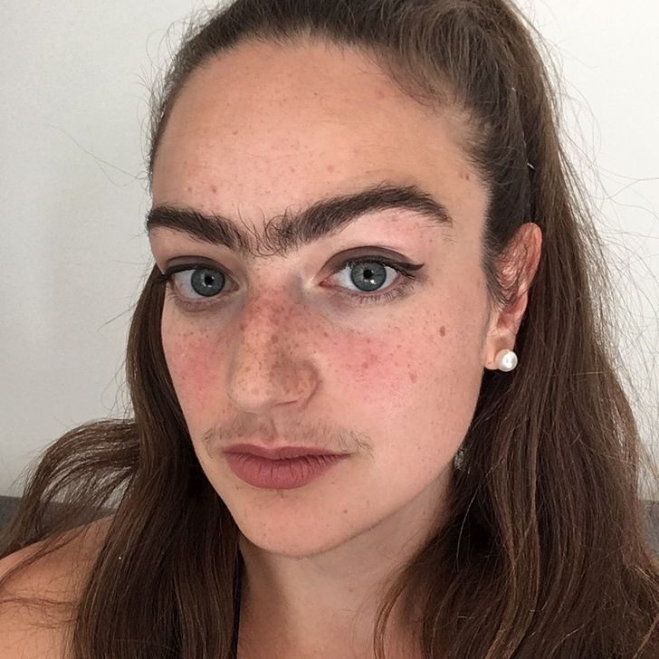 A Woman Stopped Removing Facial Hair And a Year Later Shares How It Changed Her Life