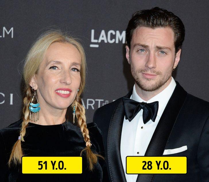 Why do older women like younger men