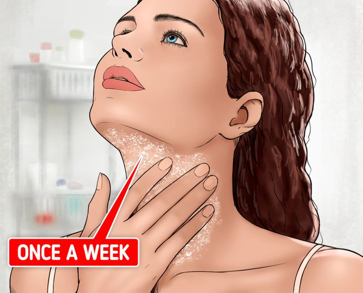 6 Tips to Make Your Neck Lines Go Away