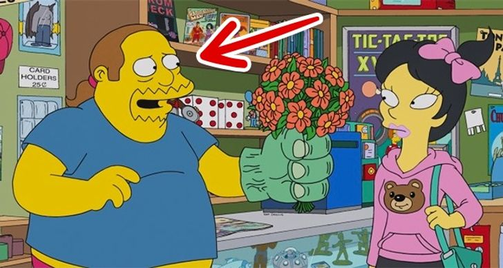 """18Proofs That Everything Happens for aReason in""""The Simpsons"""""""