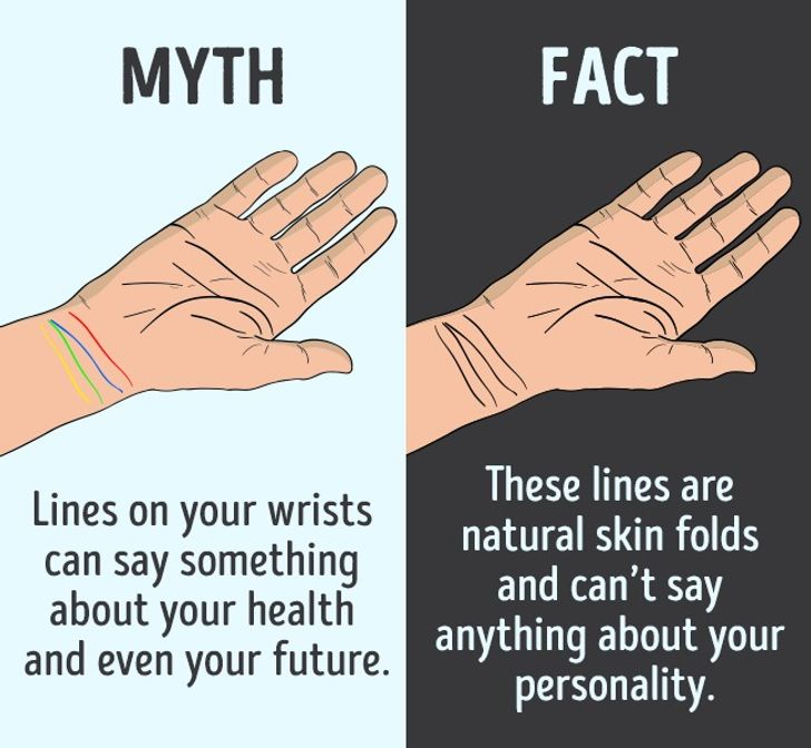 13Myths About the Human Body