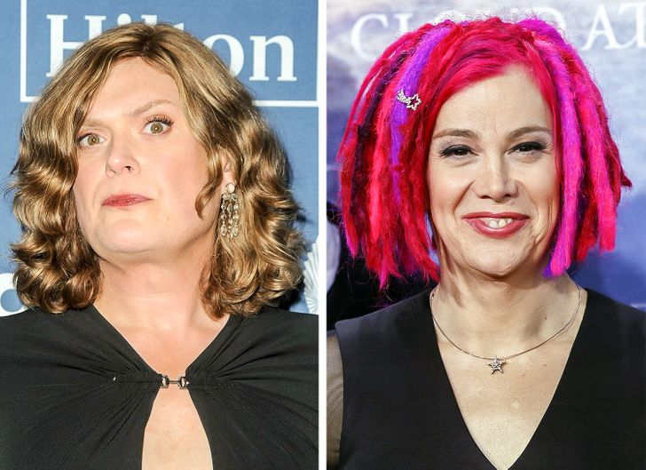 Before transgender and after celebrity 8 Gorgeous