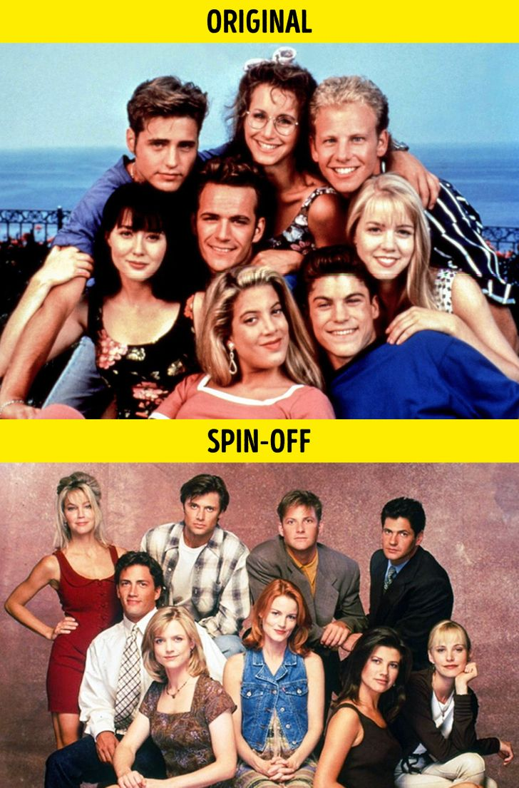 12 Spin-Offs That Are So Good, You'll Ditch Your Plans to Binge Watch Them All