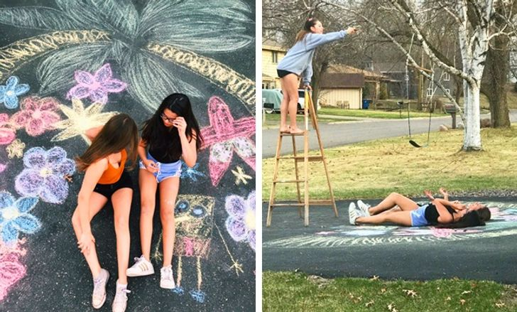 19 Funny Photos Showing What Real Women's Friendship Is All About