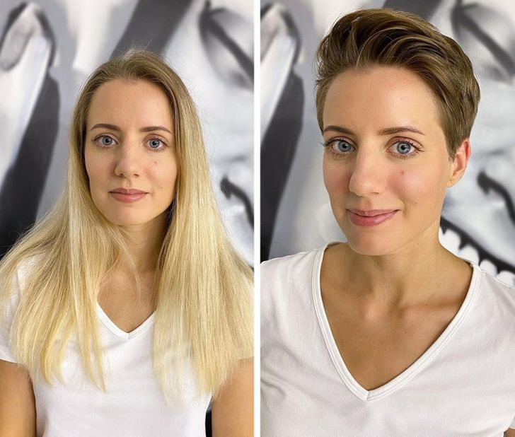 20 Women Who Decided to Cut Their Hair Short and Won the Jackpot