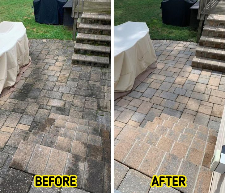 People Shared 20+ Images to Show That the Power of a Good Clean Can Do Wonders