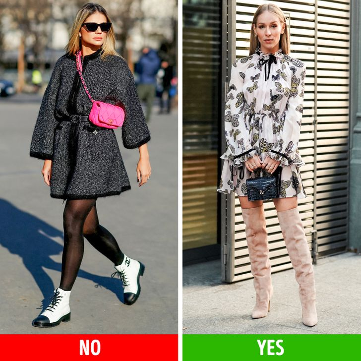 What Clothes Women Need to Choose for 5 Non Standard Leg Shapes