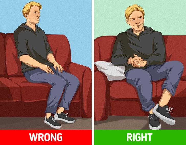 8 نصائح حول لغة الجسد يمكن أن تجعلك تبدو أكثر ثقة بالنفس