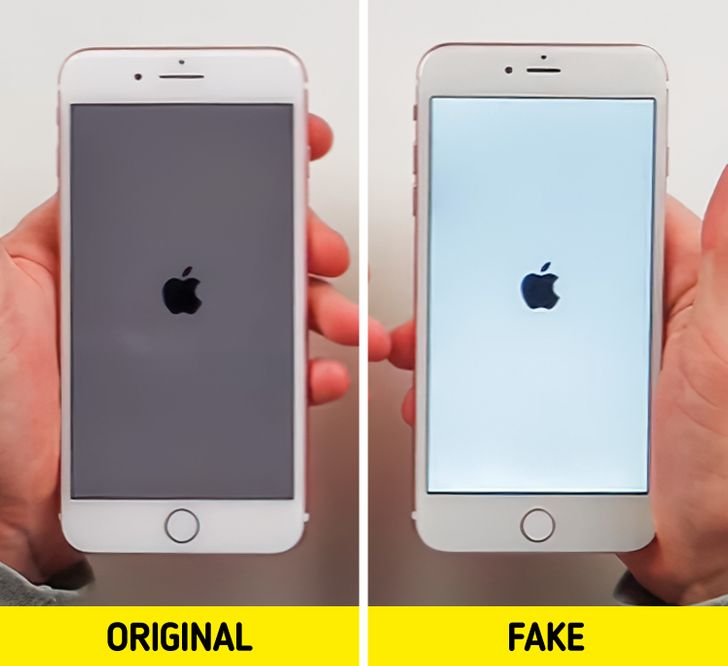 7 Tips on How to Spot Fake Stuff
