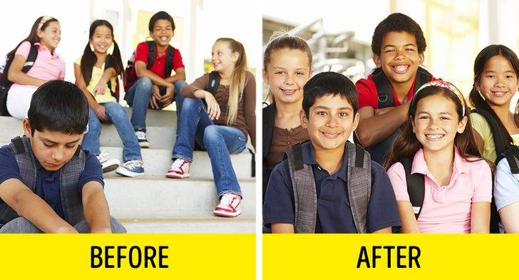 People inFinland Created aFoolproof Method toEnd Bullying, and Every School Had Better Use It