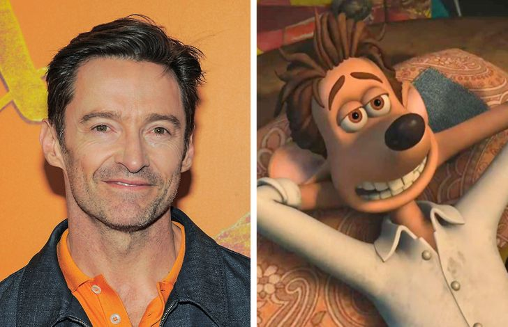 20 Celebrities We Didn't Know Voiced Our Favorite Cartoon Characters