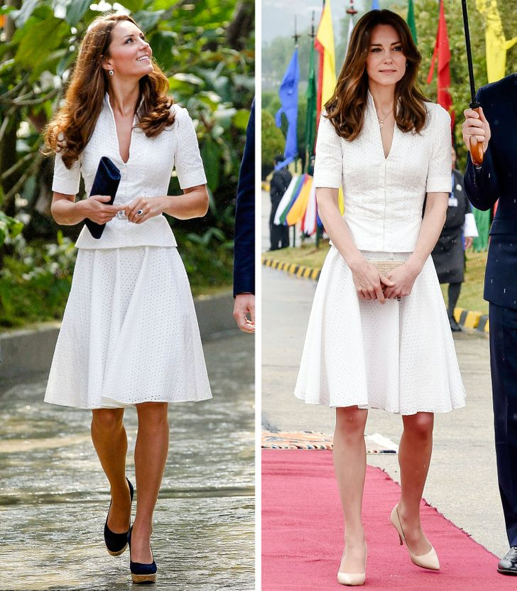 15+ Tricks Kate Middleton Uses That Help Her Repeat the Same Outfits