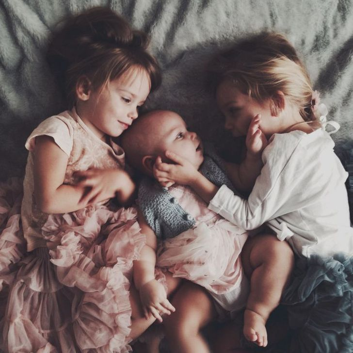 20wonderful pictures showing the joy ofhaving siblings