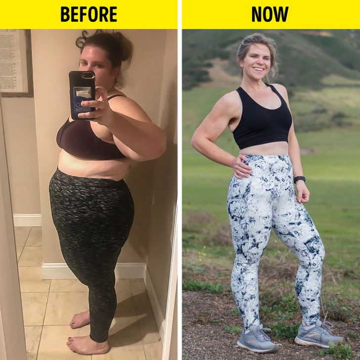 A Woman Lost 130 Lbs by Changing 5 of Her Habits and She Told Us All About It