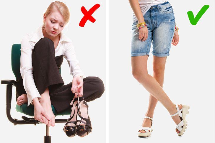 Tips belanja sepatu