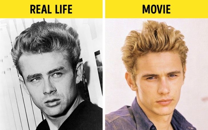 20 Actors Who Played Famous People in Movies and the Resemblance Is Uncanny