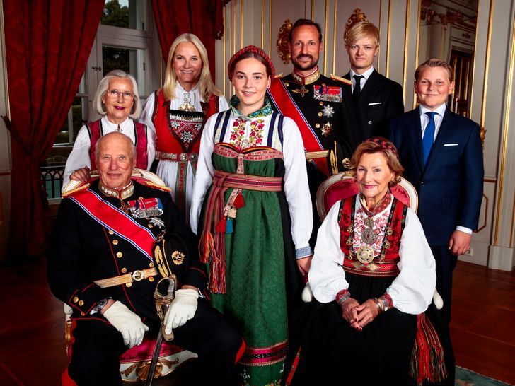 10 Facts That Ll Make You Love The Norwegian Royal Family More Than The British One