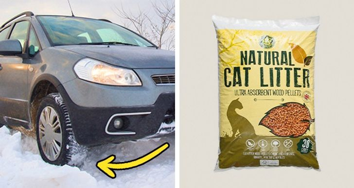 7Clever Winter Car Care Tricks That Will Save You aGreat Deal ofTime and Trouble