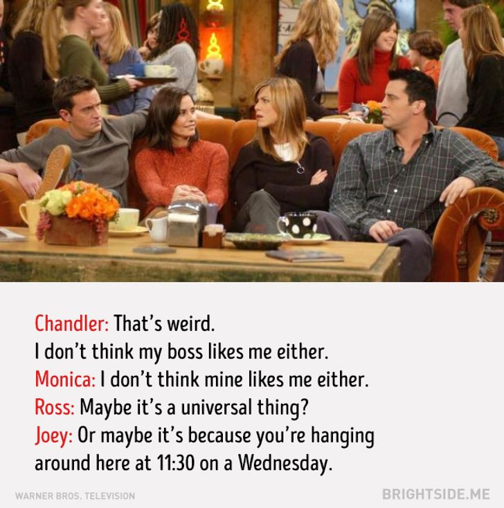 The 22 best Chandler Bing jokes on 'Friends'