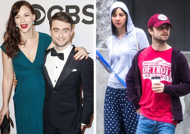 Shorter man taller woman dating