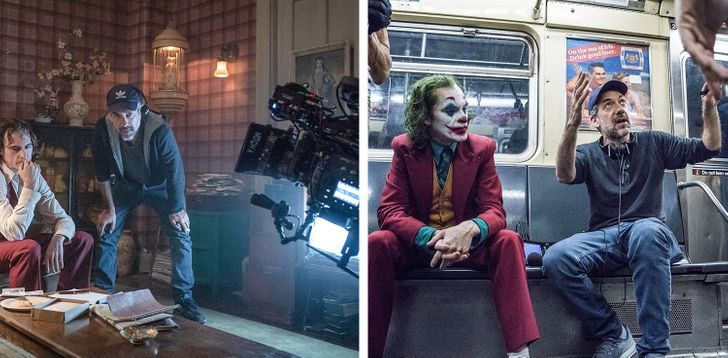 25 Photos From Movie Sets That Will Reveal the Intricacies of Actors' Behind-the-Scenes Lives