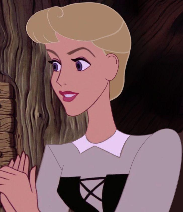 disney princesses with brown hair