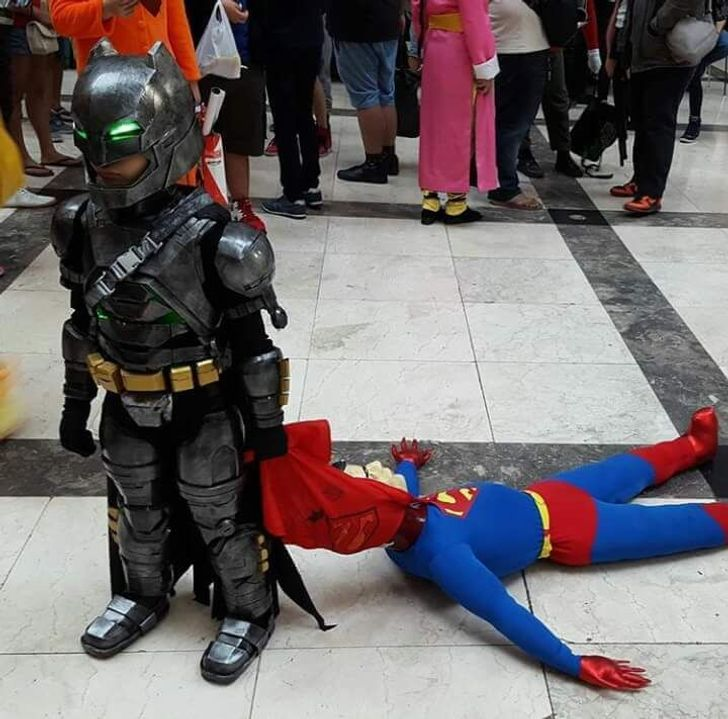 21 People Who Have No Equals at Cosplay