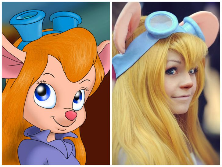 17Photographs That Prove Our Favorite Animated Movie Characters Live Among Us