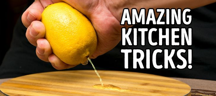 12Easy and Effective Culinary Tips Revealed byaMaster Chef