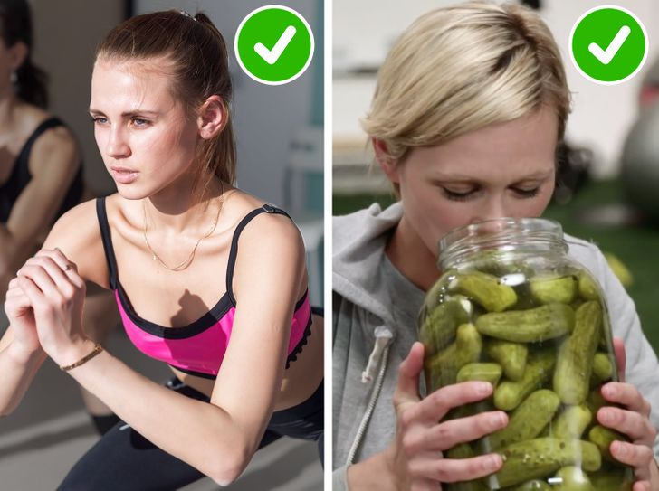 7 Things That May Happen to Your Body If You Start Drinking Pickle Juice