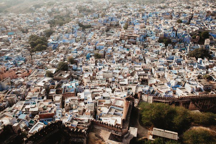 Belaruslu Bir Fotoğrafçı Hindistan Şehirlerinde Günlük Hayatı Yakaladı