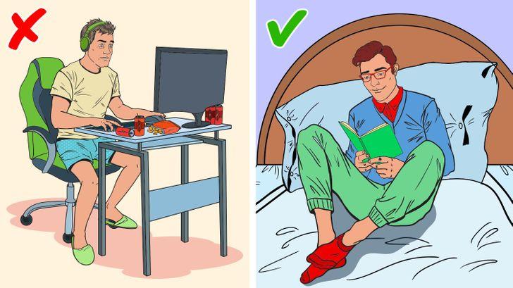 12 rzeczy, które lepiej robić w nocy zamiast rano