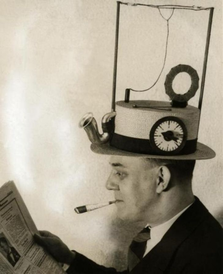 17Absurd Inventions People Used toHave Back Then