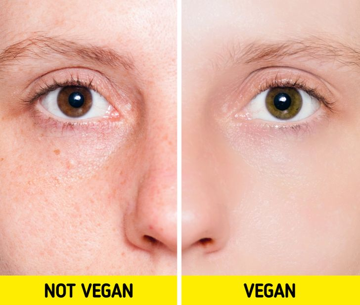 10 Things That Happen in Our Body When We Go Vegan