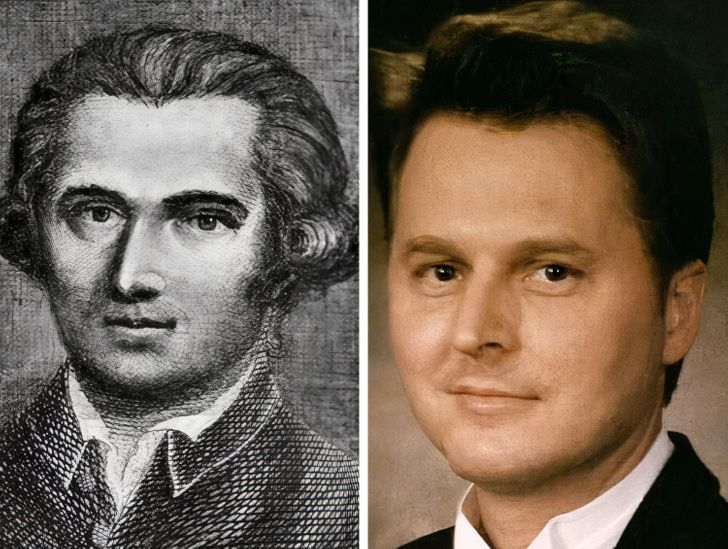 20 Pairs of People Who Made Us Believe That Time Travel Is Already Possible