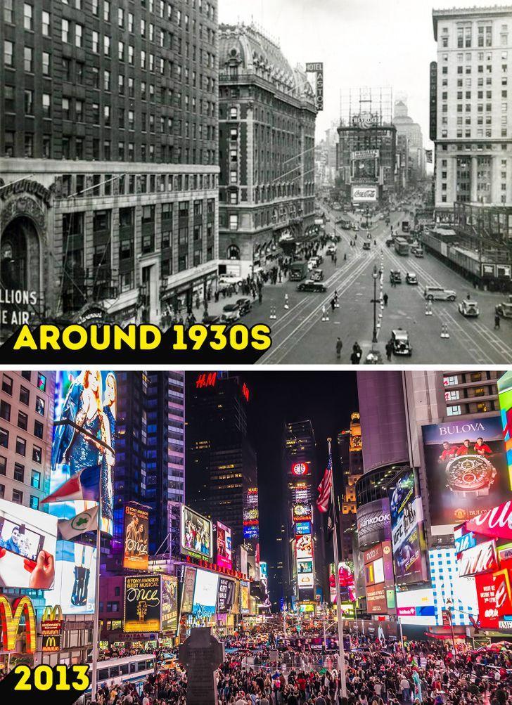 Zamanda Yolculuk Yapmamızı Sağlayan 15 Fotoğraf