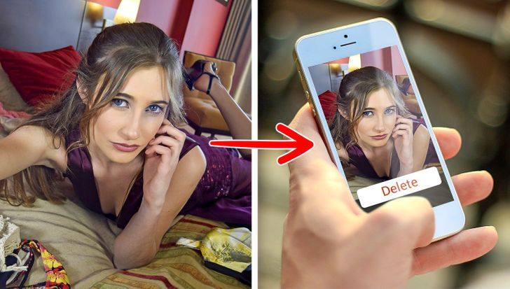 Why People Who Photoshop Themselves to Look Perfect on Social Media Are More Unhappy