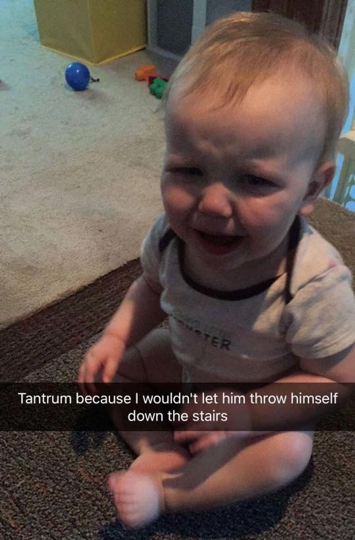 Parents Share Ridiculous Tantrums Their Kids Have Thrown, and We Wonder How They Keep It All Together