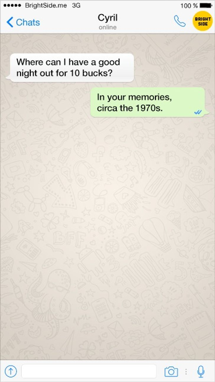 15Texts from People Who Seek Answers toReally Vexing Questions