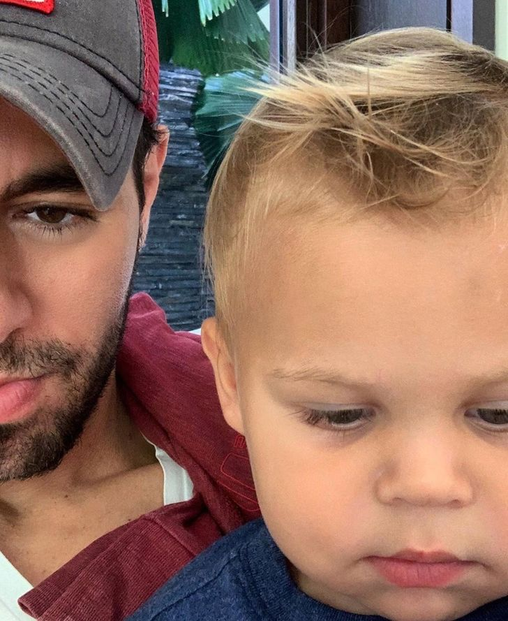 It's a girl! Enrique Iglesias and Anna Kournikova Have Welcomed Their Third Child