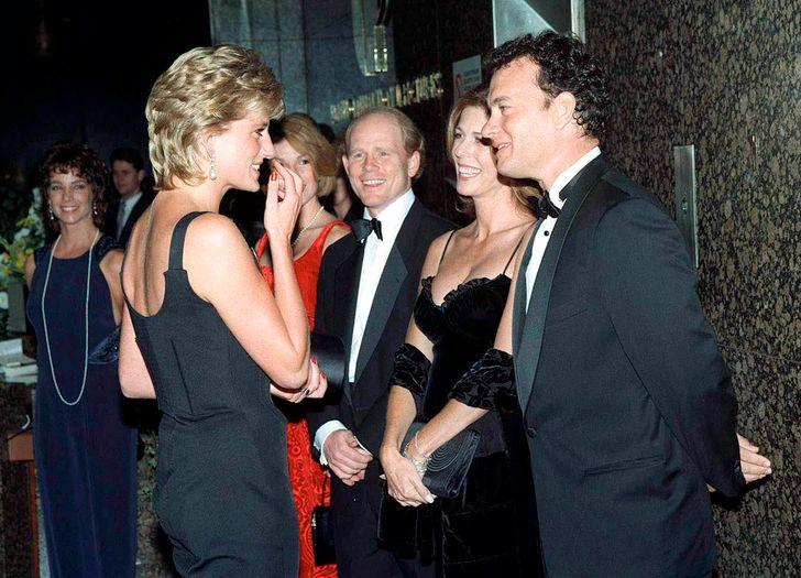 Celebrities Shared Rare Photos and Memories of Princess Diana