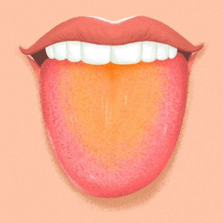 9Things Your Tongue IsTrying toTell You About Your Health