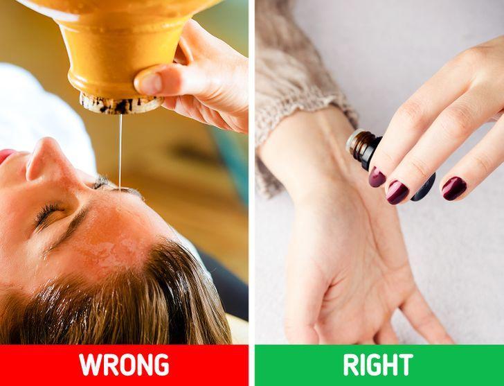 Điều gì có thể xảy ra nếu bạn sử dụng tinh dầu quá thường xuyên