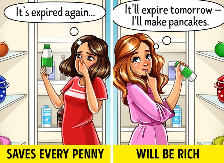 12 Signs That Working Hard and Saving Every Penny Won't Make a Person Rich