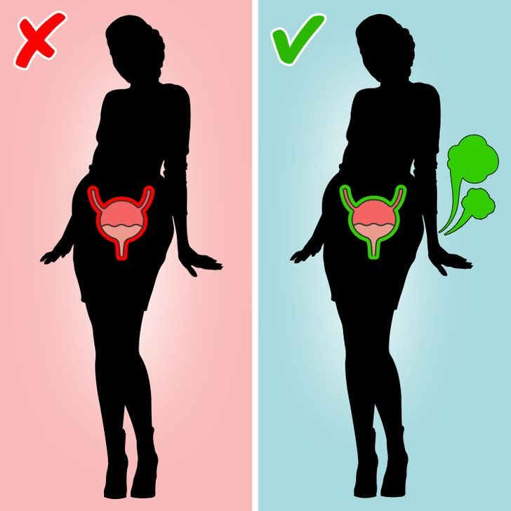 9 Ways to Control Your Bladder When There's No Bathroom in Sight