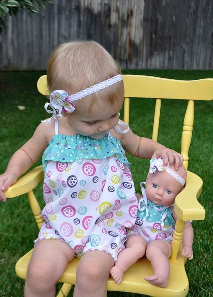 18 kids that look exactly like their dolls