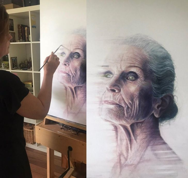 Reddit Users Share Their Paintings, and They're So Good They Could Belong to the Louvre