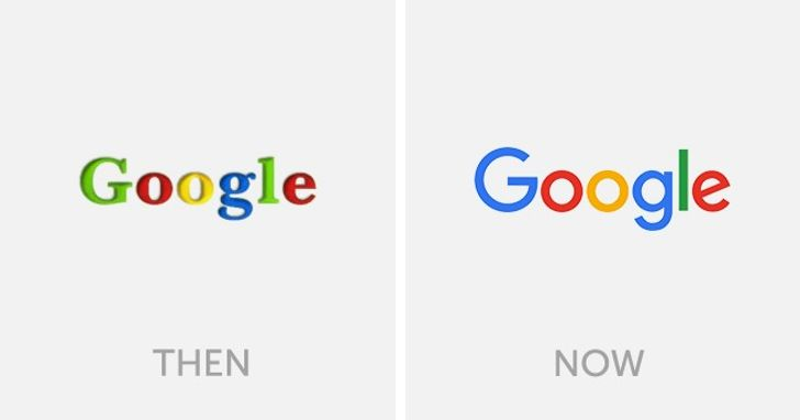 14Examples ofHow Famous Brands' Logos Have Changed