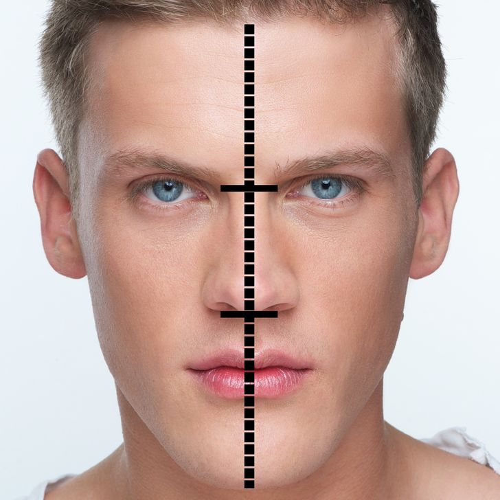 A Plastic Surgeon Uses the Golden Ratio to Find 10 of the Most Handsome Men in the World